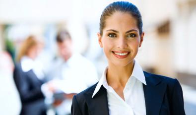 stockfresh_1243442_elegant-business-woman-with-team_sizeM
